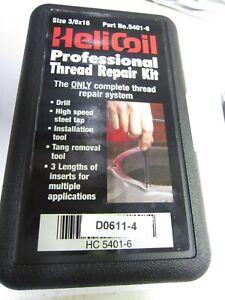 3/8-16  Helicoil Professional Thread Repair Kit  inv D0611-4