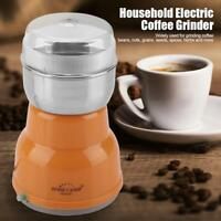 Electric Coffee Bean Grinder Home Nuts Grains Beans Spices Grinding 220V