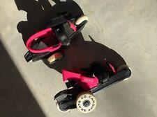 New listing Cardiff Cruiser Skate Co Youth Pink Black Adjustable Roller Skates