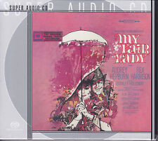 """My Fair Lady OST"" Limited Numbered Single Layer SACD Audiophile CD Andre Previn"