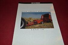 Case International 8750 Forage Harvester Brochure YABE10 ver7