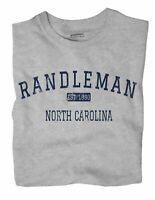 Randleman North Carolina NC T-Shirt EST