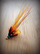 2 V Fly Size 9 Ultimate RV Alta Suhrlander Willie Gunn Double Salmon Flies