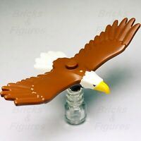 New Town City Recreation LEGO® Bald Eagle Bird Animal from set 60202 Genuine