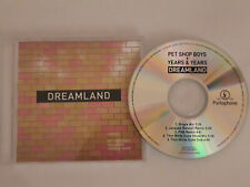 "PET SHOP BOYS ""DREAMLAND"" NEW OFFICIAL 5 REMIX PROMO CD (FROM NEW ALBUM HOTSPOT)"