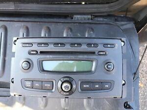 2008 Smart Fortwo AM FM CD Radio Receiver OEM