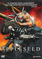 Appleseed ~ New Factory Sealed DVD WS dts ~ FREE Shipping USA