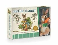 The Peter Rabbit Plush Gift Set: The Classic Edition Board Book + Plush Gift Set