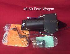 1949 1950 49 50 Ford Station Wagon 12V Electric Wiper Conversion Kit New Shoebox