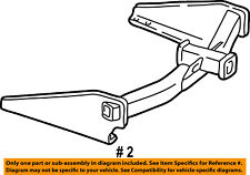 FORD OEM 01-05 Excursion Tow Hook Hitch-Trailer Hitch YC3Z17D826AB