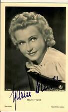 Karin Hardt Signiert Ross : A 3286/1  Autogramm