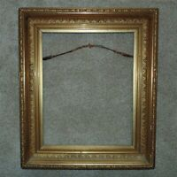 "19c Picture Frame Antique Victorian for Painting Print Mirror 16 1/4"" x 20 1/4"""