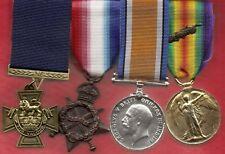 JUTLAND 1916 VICTORIA CROSS,714/15 STAR TRIO TO MAJOR HARVEY VC,RMLI