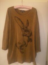 Short Bunny Sweater Dress Size M/L