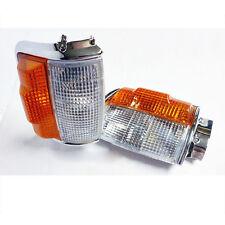 For Toyota Pickup Hilux 1984-1988 USA MK 2 Corner lamp Lights Side fender marker