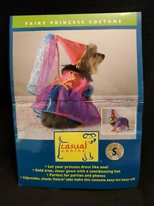 Casual Canine FAIRY PRINCESS Dog Pet Halloween Costume Size S