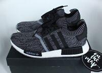 Adidas NMD R1 Grey Black Schoenen AI Camo PK Europe 900 UK 5 10 11 12 13 US New