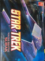 AMT Star Trek VULCAN SHUTTLE SURAK New Plastic Model Kit