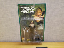 Action Toys Alley Bagget as Alley Cat action figure, Black version, New!