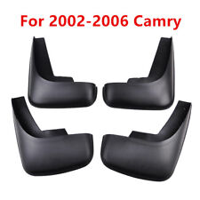 4X Mud Flaps Splash Guards Mudguards Fender For Toyota Camry 2002-2006 Altis