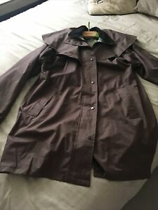 Size 18 Country Estate, Waterproof Cape 3/4 Riding Jacket