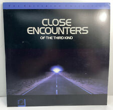 """New listing """"Close Encounters of the Third Kind"""" Criterion Collection Laserdisc Vg+ Da92984"""
