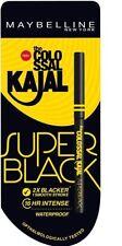Maybelline New York Colossal Kajal Super Black 0.35g  FREE SHIPPING WORLDS.
