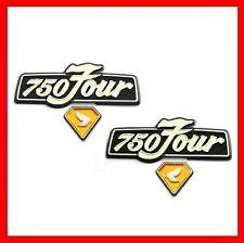 Honda CB 750 Four K3 K6 !kein! Emblem Seitendeckel sidecover NEU Schriftzug Bild