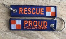 SES, Rescue Keyring, Volunteer, State Emergency Service, NSW, VIC, QLD,Australia