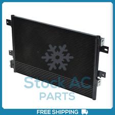 AC Condenser for Chrysler 200, Sebring/ Dodge Avenger, Caliber/ Jeep Compas.. QR