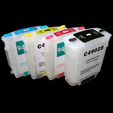 Remplissable Recharge Inktec Encre Ciss pour HP940 CARTOUCHES