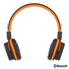 Auriculares Bluetooth NGS Orange Artica Jelly #2456