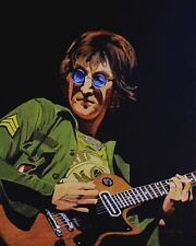 John Lennon GICLEE ON CANVAS Signed Numbered Grammy Awards Grammys Grammy Award