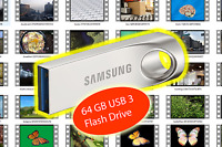 6,000 Massive HD Royalty Free Stock Video Footage - Commercial - Samsung USB 3.0