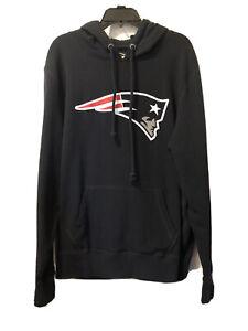 New England Patriots 47 Brand Hoodie Sweatshirt Mens 2XL XXL NWT Gift
