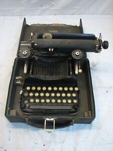 Clean Antique 1919 Corona 3 Three (Pre-Smith) Portable Folding Typewriter
