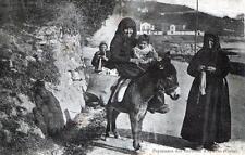 CPA 20 CORSE  paysannes des environs d'ajaccio (GROS PLAN)