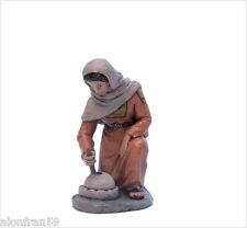 Figura Belen J.L.MayoSerie 11 cms. Molinera BEL086
