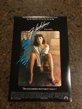 * GIORGIO MORODER * autographed signed 12x18 photo poster * FLASHDANCE * 1