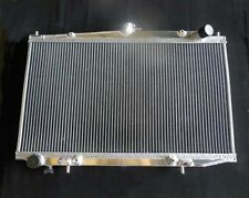 2 ROW Performance Aluminum Radiator fit for 1993-2001 Nissan Altima AT MT New