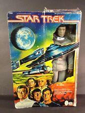 "Mego 1979 Italian Star Trek Motion Pic Spock 12 1/2"" Action Figure-Coffret (368)"