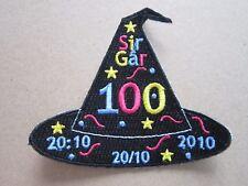 Sir Gar 100 2010 Girl Guides Cloth Patch Badge L5K A