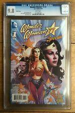 Wonder Woman '77 #1 Jiminez Lynda Carter Variant CGC 9.8