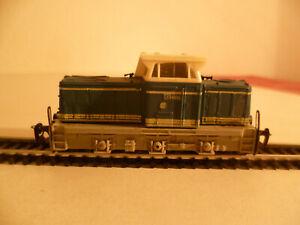 BTTB/Zeuke - Starter-Diesellok T 334 CSD - prima - TT -