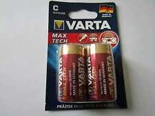 6x Baby Max tech Batterie Alcaline-manganèse lr14 7800mah 1,5v varta ar2658
