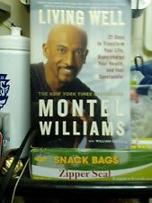 Used Living well emotionally by Montel Williams book 2009