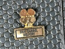 PINS PIN BADGE ALCOOL ALCOHOL BAR DANGEL BELFORT TREFLE