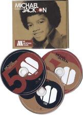 CD de musique, Michael Jackson, sur coffret
