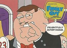 "Family Guy Season 2 - P-I ""Inkworks.com"" Promo Card"