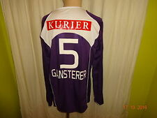FK Austria Wien Nike Langarm Matchworn Trikot 2005/06 + Nr.5 Gansterer Gr.L